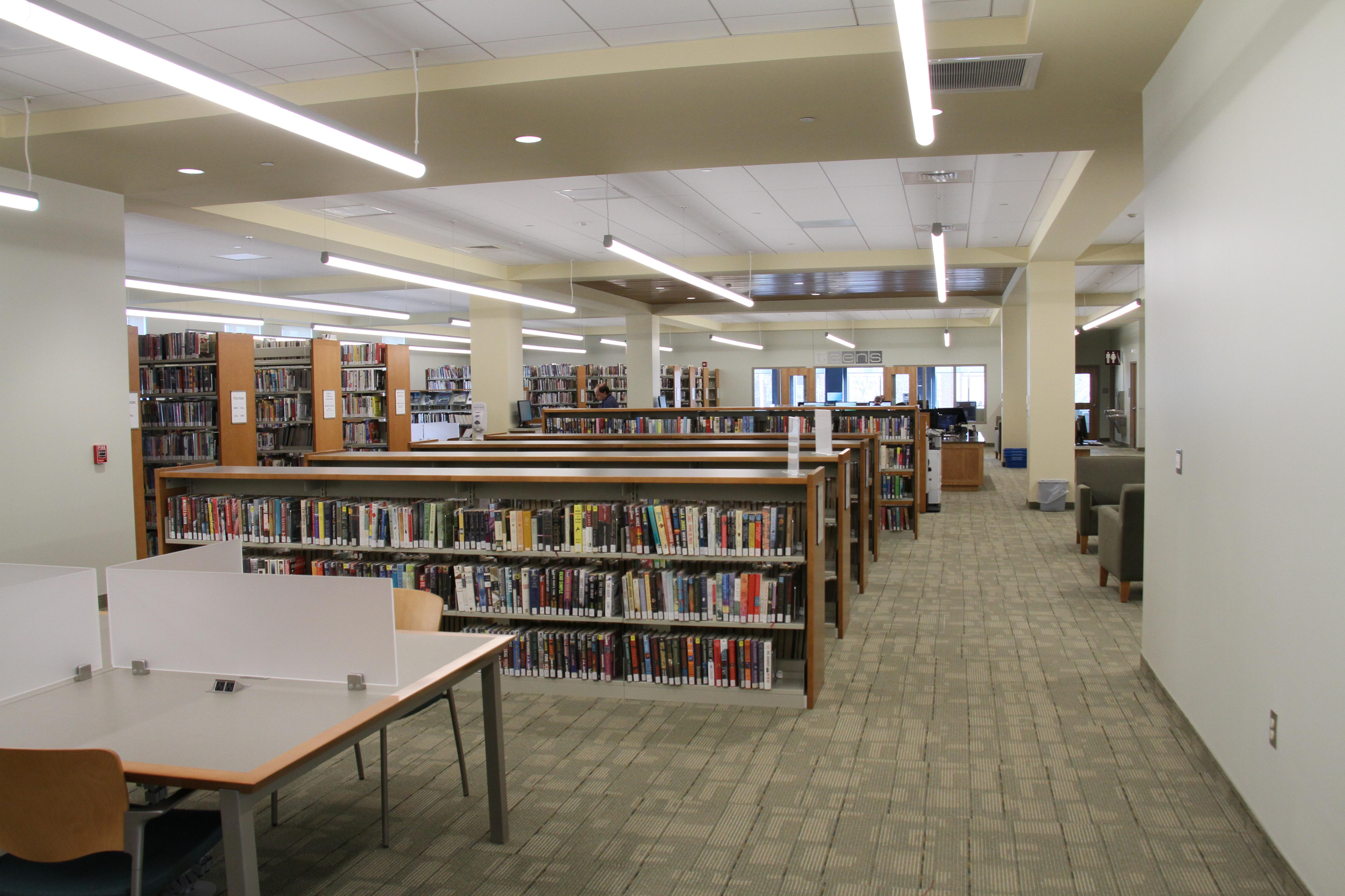 West Springfield Library Image 5