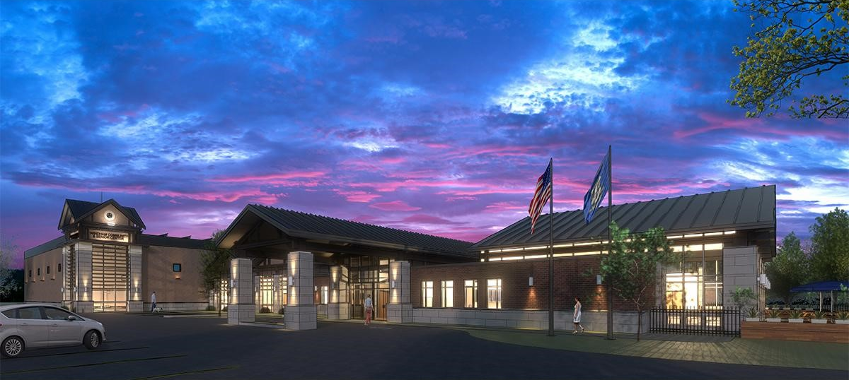 Windham Senior Center Rendering