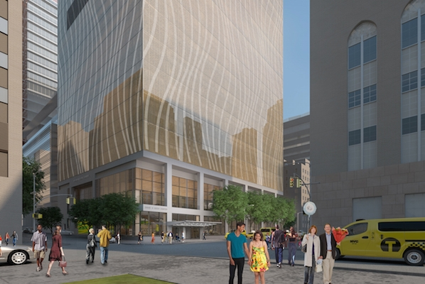 NYP Koch Center RENDERING